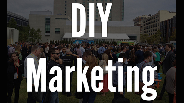 DIY marketing tools