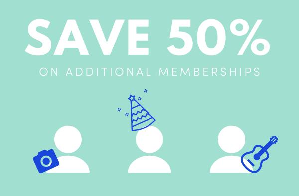 Create an Additional Membership - Blog
