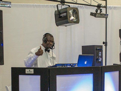DJ King James