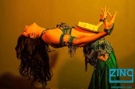 Mariana Belly Dancer - 2