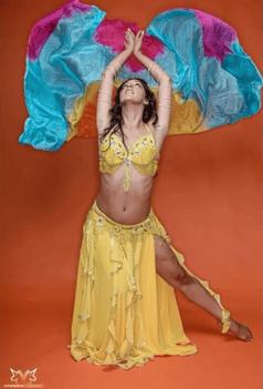 Mariana Belly Dancer - 3
