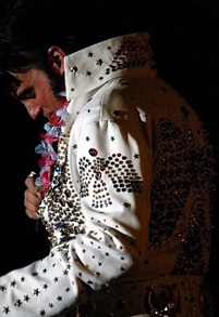 Mike Slater - Elvis Impersonator