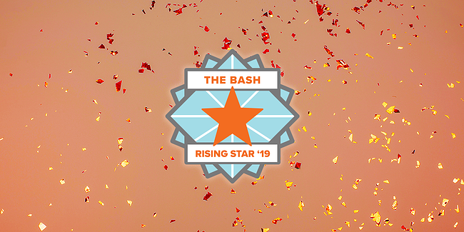 Rising Star Award 2019