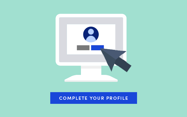 The Bash: Complete Your Profile