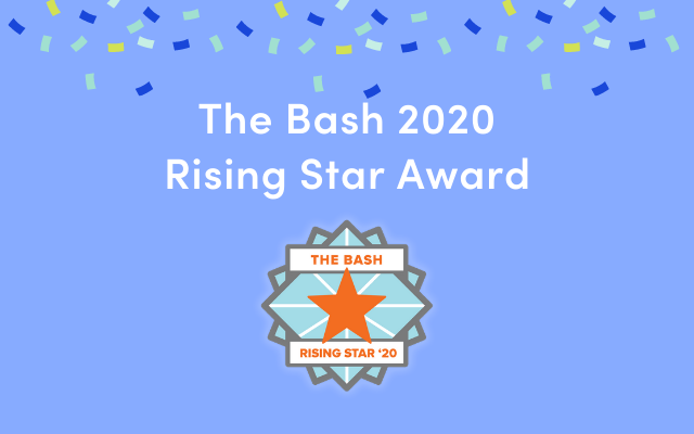 The Bash Rising Star Award (2)