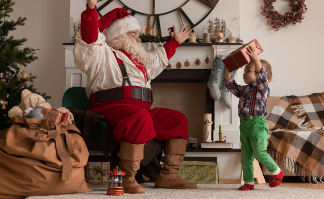 How Santa Claus Can Keep the Holiday Spirit Alive This Year