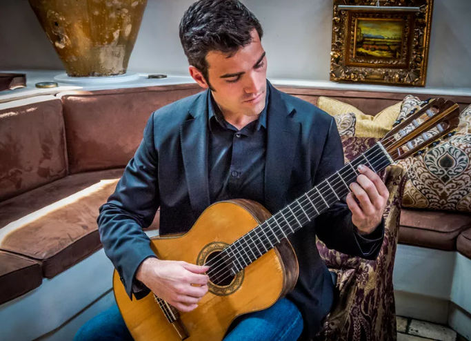 Rich Barry, Classical Guitarist